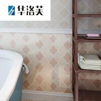 厨房贴自粘pvc墙贴厨房浴室卫生间阳台 马赛克仿瓷砖纹贴纸 中