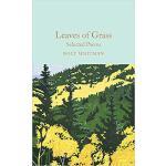 英文原版 惠特曼 草叶集 精装收藏 Collectors Library系列 Leaves of Grass: Sel