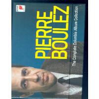 现货 布列兹在哥伦比亚录音大全集 67CD