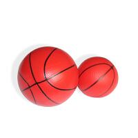 儿童小皮球小篮球充气弹力玩具球幼儿园专用拍拍球手抓球足球
