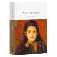 呼啸山庄Wuthering Heights(全英文原版,世界经典英文名著文库,精装珍藏本,世界十大文学名著之一)【果麦