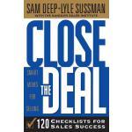 【预订】Close The Deal Smart Moves For Selling: 120 Checklists