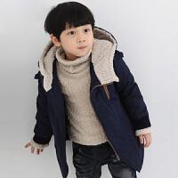 男童冬装外套男宝宝男孩衣服