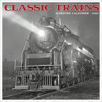 【预订】Classic Trains 2020 Wall Calendar 9781549205958