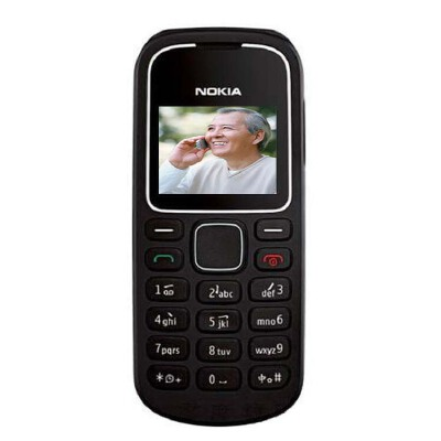 【礼品卡】老人手机1280 老人手机 黑白长待机手机老人机手电筒全国包邮 支持礼品卡