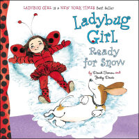 Ladybug Girl Ready for Snow[Board Book]瓢虫女孩等着下雪[卡板书]ISBN978