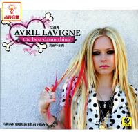 正版音乐 艾薇儿Avril:美丽坏东西(CD) 光碟专辑CD唱片