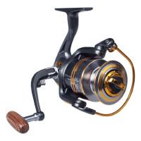 渔轮全金属线杯NY5000型纺车轮海竿轮鱼轮9+1轴海钓轮渔具