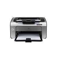 HP LaserJet Pro P1108 黑白激光打印机 A4打印 小型商用打印