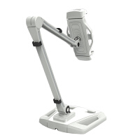 手机ipad支架懒人桌面上平板电脑托架子surface pro升降自拍俯拍