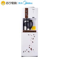 【苏宁易购】Midea/美的 MYR910S-X立式家用双门温热型即热式饮水机沸腾胆自动