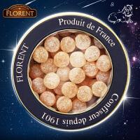 费罗伦 狮子星座糖 法国进口florent 珍珠蜂蜜硬糖240g 12% 含真实蜂蜜 生日礼物
