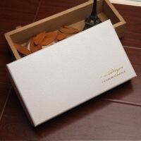 男士�L款�X包�Y盒短款�X包�盒大容量手包盒�F�批�l