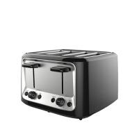 烤面包机4片全自动多士炉家用早餐吐司机