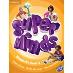 英音版剑桥小学英语教材 Super Minds Level 5 Student's Book with DVD-ROM