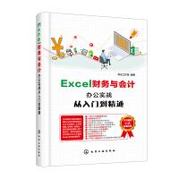 化学工业:Excel财务与会计办公实战从入门到精通
