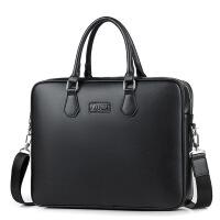 电脑包苹果笔记本戴尔13.3/14/15/15.6寸单肩包手提包男女