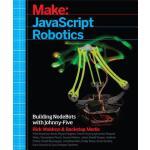【预订】JavaScript Robotics: Building Nodebots with Johnny-Five