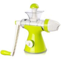 手动榨汁机家用原汁机水手摇迷你儿童柠檬石榴榨水果汁压汁机