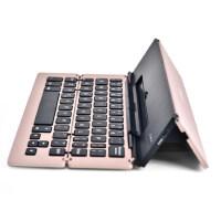 折叠便携小键盘 无线蓝牙键盘苹果ipad安卓手机平板mini通用windows系统华为M5键盘M2