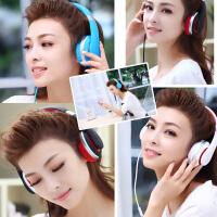 电脑耳机头戴式耳麦线控手机耳机通用游戏有线音乐重低音耳机带麦