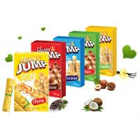 【当当自营】波兰进口 富力氏威化饼干威化卷120g*2盒 椰子/香草/巧克力/榛子/芝士