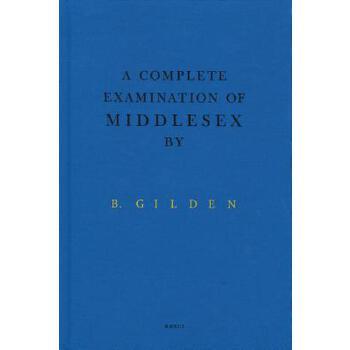 【预订】Bruce Gilden: A Complete Examination of Middlesex 预订商品,需要1-3个月发货,非质量问题不接受退换货。