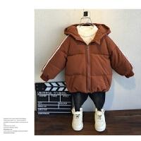 男童棉衣儿童冬季棉袄宝宝可爱小童男孩外套