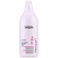 L'OREAL/欧莱雅 染后护色洗发水洗发露1500ml 专业洗护 染后护理 护色提亮洗发液