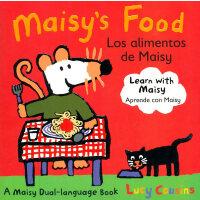 Maisy's Food Los Alimentos de Maisy(Boardbook)小鼠波波的好吃的(英语-西