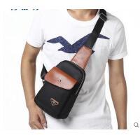 新款男士包包包户外运动骑行包小背包单肩斜挎包胸包男韩版潮包男可礼品卡支付