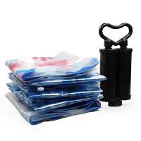 防爆真空收纳袋 真空压缩袋18件礼盒套装送电动泵
