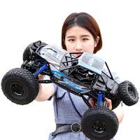 攀爬�充�男孩玩具���新年�Y物�b控汽�越野�超大四�高速rc
