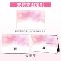 微软surfacepro6电脑笔记本背贴平板12.3寸背膜贴膜贴纸外壳保护膜