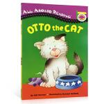 顺丰发货 All Aboard Rearding: Otto the Cat 汪培�E推荐英文原版阶段书单 送音频