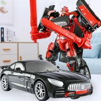 变形玩具金刚5模型汽车机器人大黄蜂钢索恐龙电影版手办儿童男孩 生日礼物六一圣诞节新年礼品
