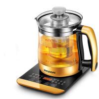 养生壶全自动玻璃煎药壶多功能电花茶器煮茶壶