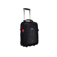 锐玛多功能拉杆箱摄影包拉杆式相机包数码单反双肩背大容量登机箱