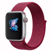 20190720132224845适用apple watch表带iwatch3代苹果手表表带尼龙回环运动44/42mm