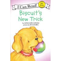 Biscuit's New Trick小饼干的小把戏(I Can Read,My Fist Level)ISBN978