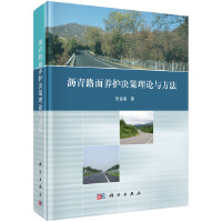 沥青路面养护决策理论与方法