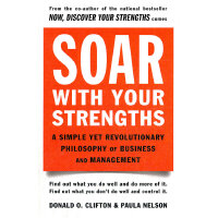 SOAR WITH YOUR STRENGTHS(ISBN=9780440505648) 英文原版