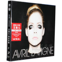 Avril Lavigne艾薇儿 2013同名专辑 CD