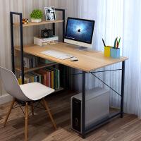【618限时领券特惠】祥然 环保带架儿童学习电脑桌 家用办公桌儿童学习桌现代写字台简易书桌