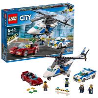 乐高城市系列60138高速追捕LEGO City积木玩具