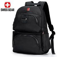SWISSGEAR瑞士军刀双肩电脑背包 学院风休闲包多彩笔记本电脑包