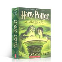 Scholastic学乐出品 哈利波特与混血王子Harry Potter and the Half-Blood Pri