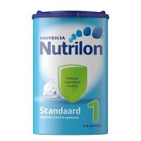 荷兰牛栏nutrilon诺优能婴幼儿奶粉1段(0-6个月宝宝) 850g 1罐装