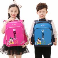 书包小学生男女米奇1-3-4-6年级幼儿园定做儿童书包背包6-12周岁