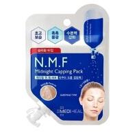 保税区直发 韩国MEDIHEAL NMFNMF可莱丝针剂睡眠面膜 单片 无盒装